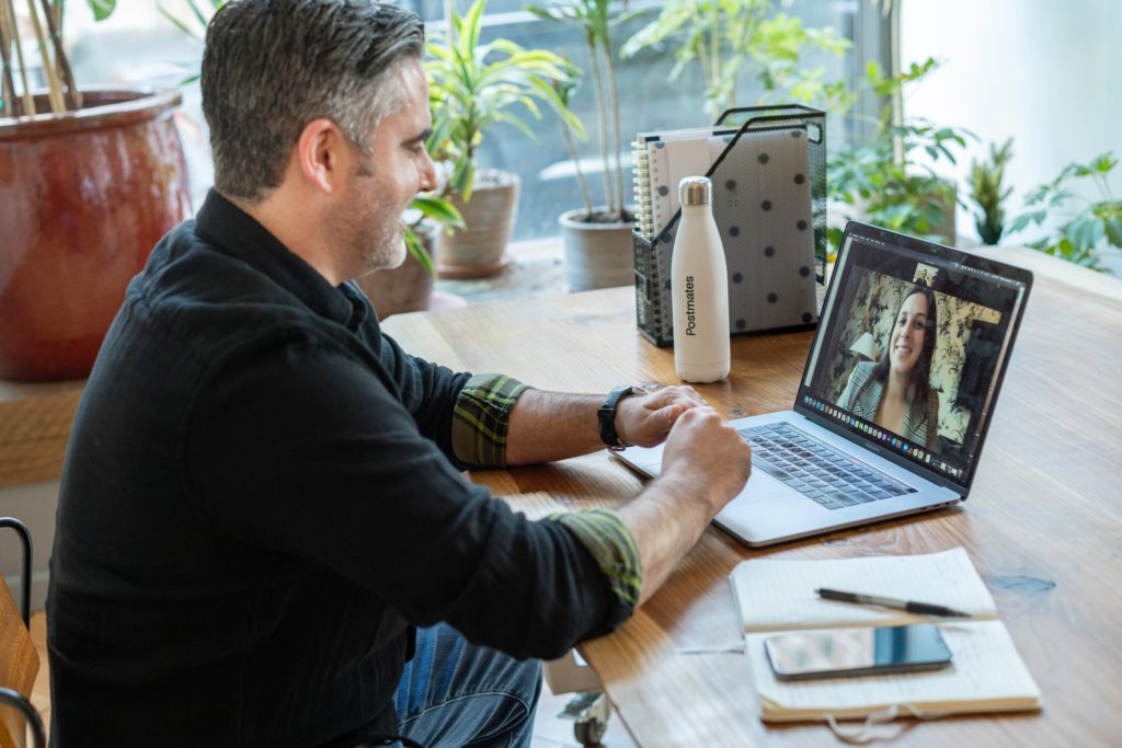 Colleagues working from home as part of flexible working arrangements - How to manage flexible working in 2021 and beyond   IRIS