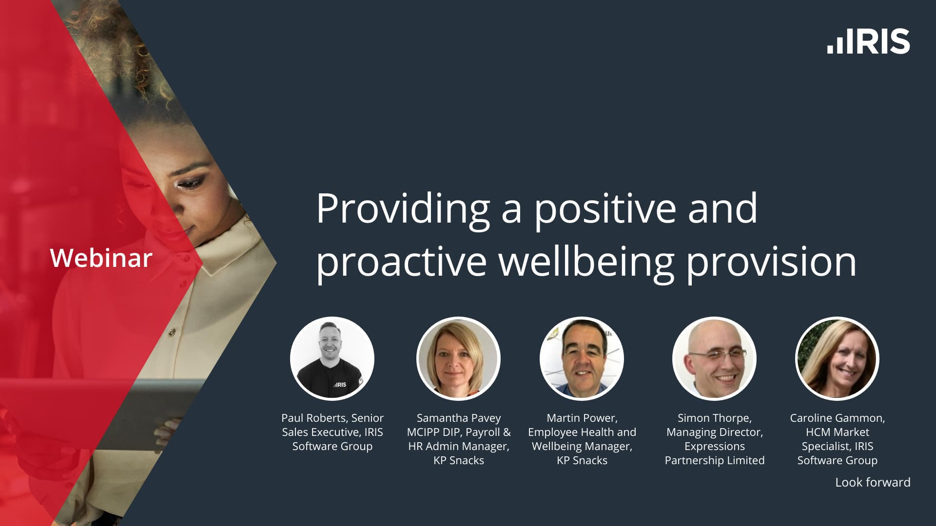 Providing a positive and proactive wellbeing provision